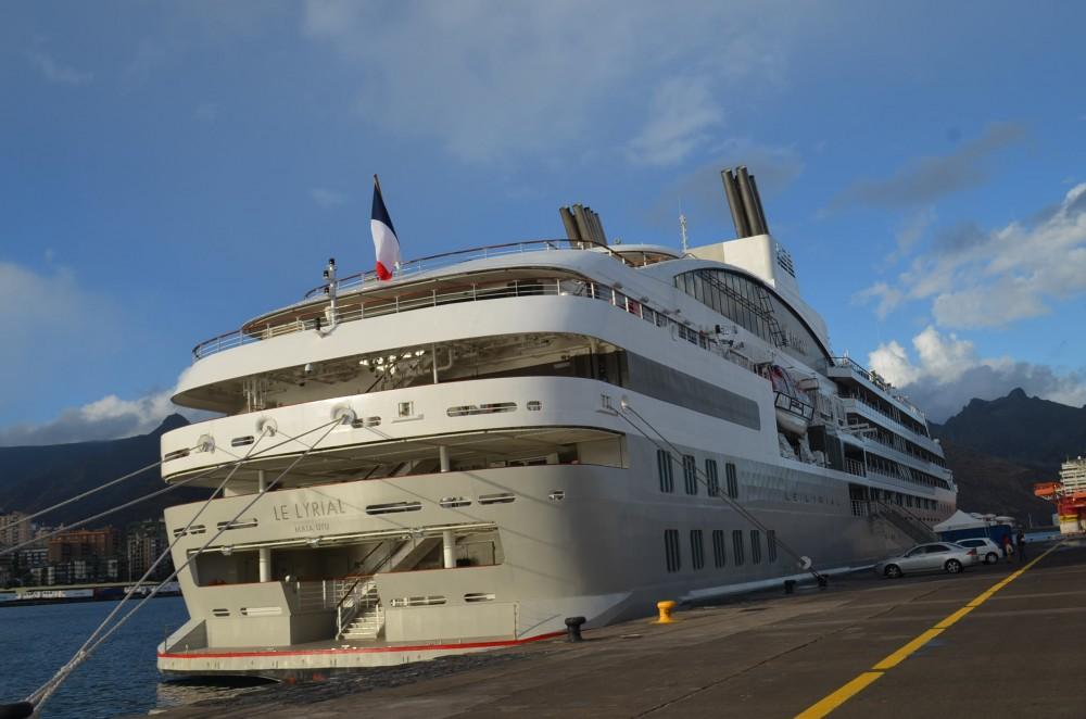 Le lyrial - Mes del crucero ...