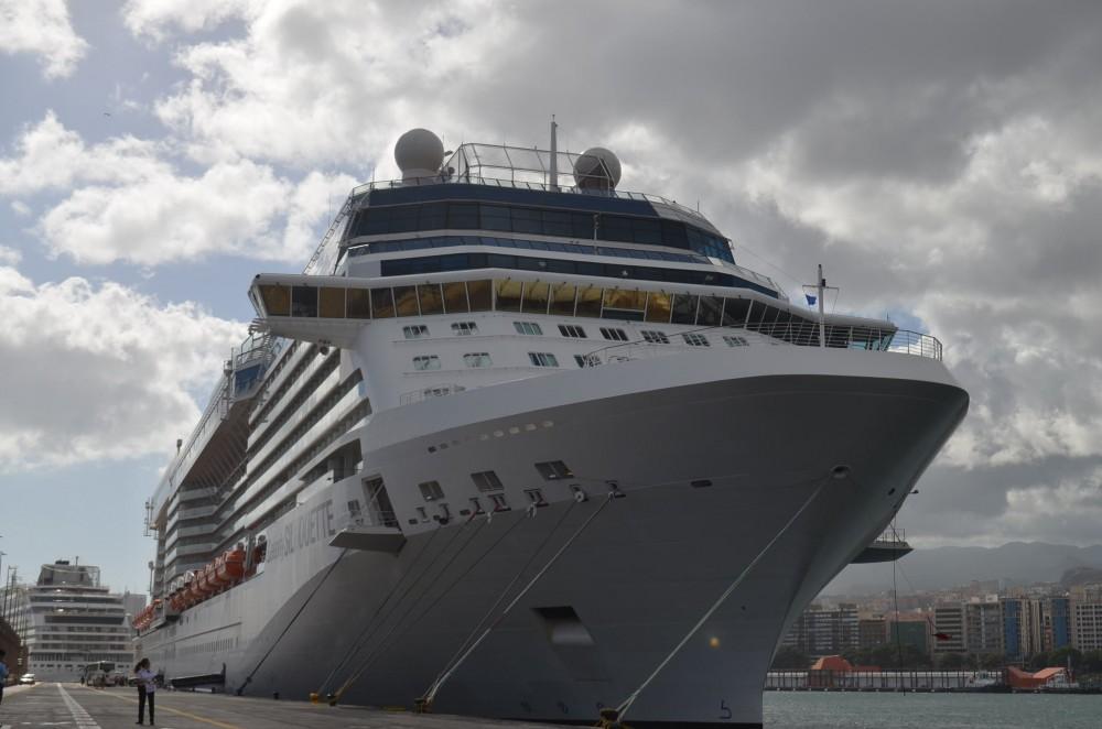 Celebrity silhouette - Mes del crucero ...